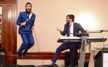 Chony Offers Free Simchas Beis Hashoeiva Song