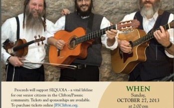 The Sixth Annual SEQUOIA Benefit Concert With SIMPLY TSFAT
