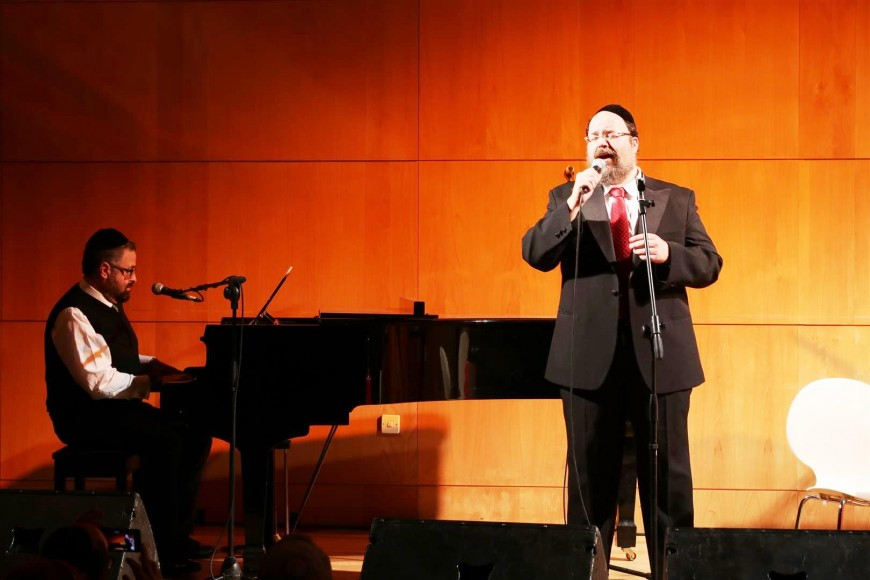 "Yossi Green Presents: Avremi Roth ""Emet Ve'Yatziv"" – Roth & Green"