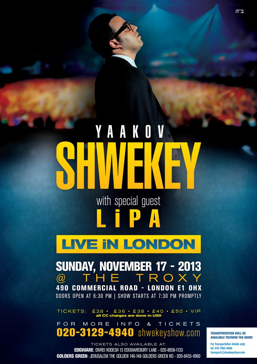 SHWEKEY LIVE IN LONDON WITH LIPA