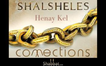 Shalsheles & Shabbat.com: Light Plus Light Equals Inspiration