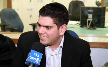 "Yossi Ben Atar Launches New Radio Program, ""Melava Malka"" On Radio Galei Yisrael & Radio Darom"
