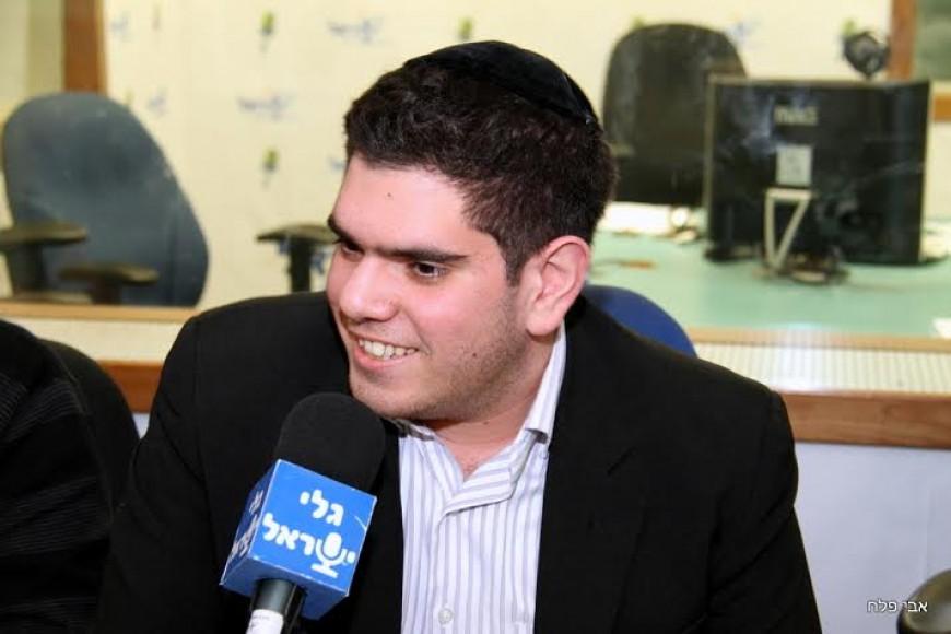 """Yossi Ben Atar Launches New Radio Program, """"Melava Malka"""" On Radio Galei Yisrael & Radio Darom"""