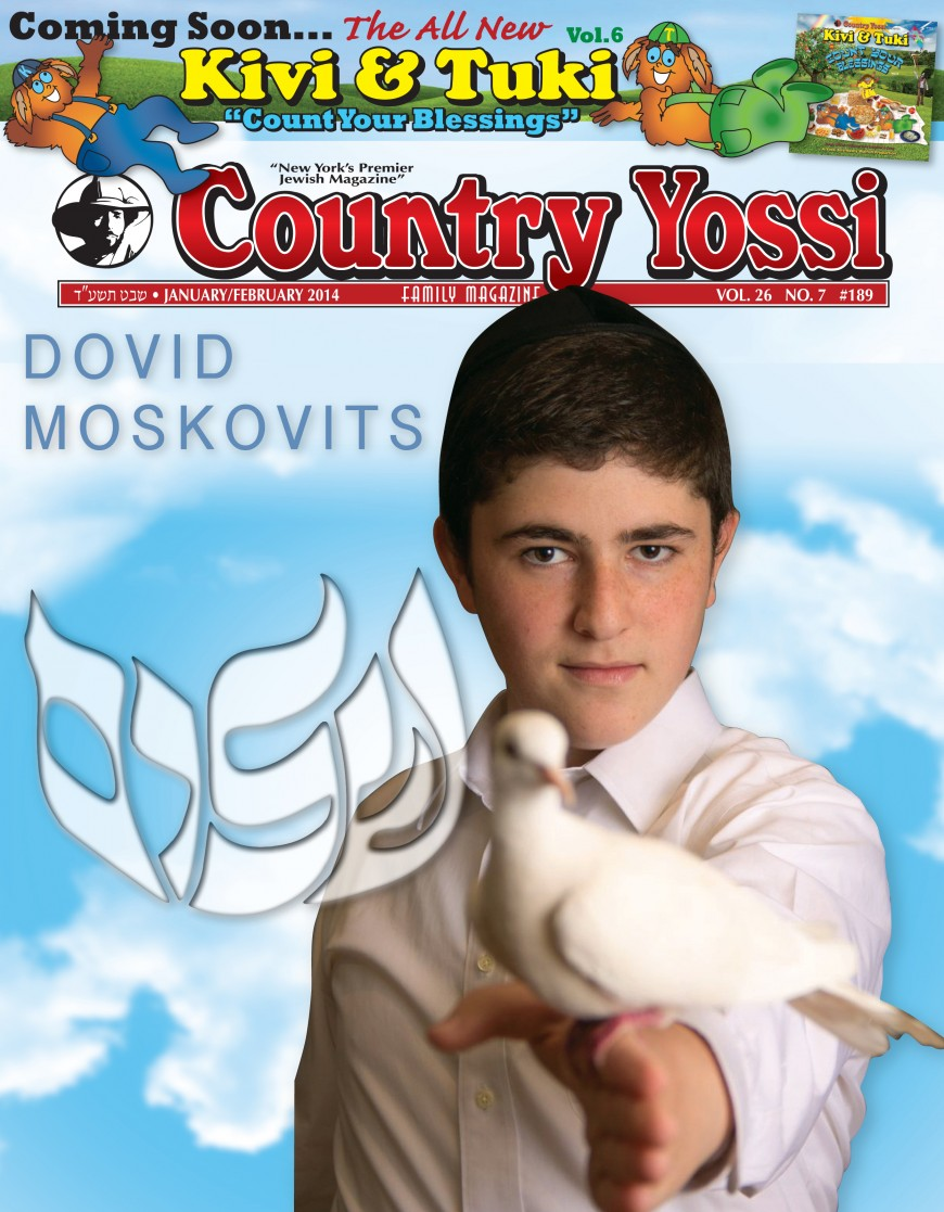 Country Yossi Magazine Jan/Feb Issue