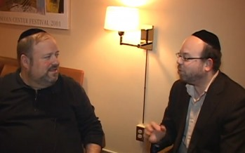 DEDI Interview backstage at HASC 23 with Yossi Zweig