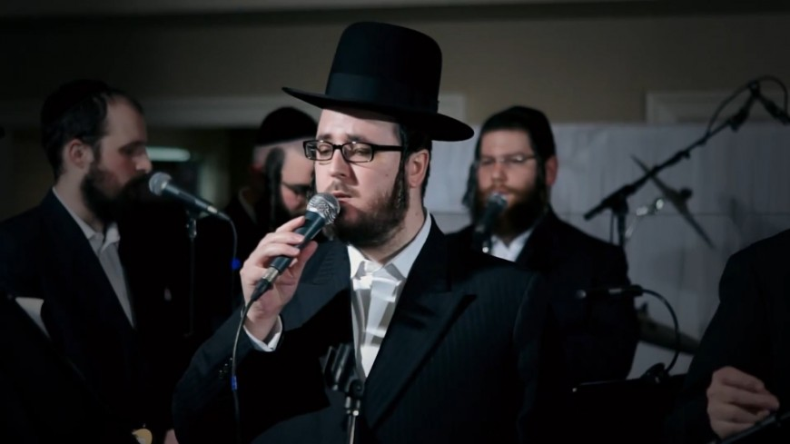 "Yoely Greenfeld & Yedidim Choir ""Forever One-Avraham Fried"""