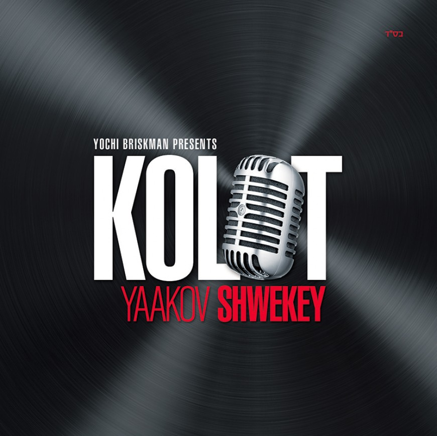 Yochi Briskman Presents: Yaakov Shwekey – Kolot [Audio Sampler]