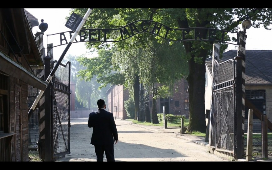 Spine Tingling Clip From Tzudik Greenwald Commemorates International Holocaust Day