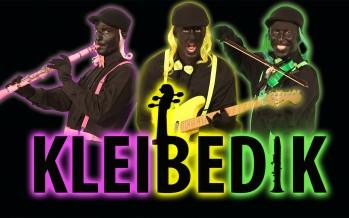 Introducing: KLEIBEDIK the new klezmer sensation