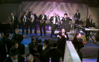 Amiran Dvir & Band Ft. Shloime Daskal & Yishai Lapidot at Cipriani Hall in New York