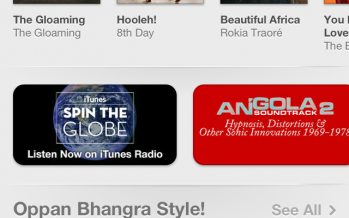 """8th Day's """"Hooleh"""" Featured on iTunes World Music"""