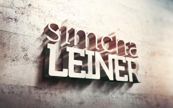 Exclusive Album Cover Release: Simcha Leiner