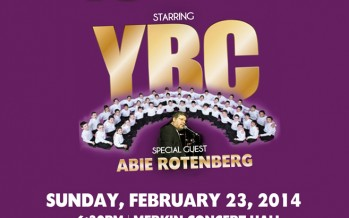 Yeshiva Ketana of Manhattan 10th Annual Concert with YBC and Abie Rotenberg