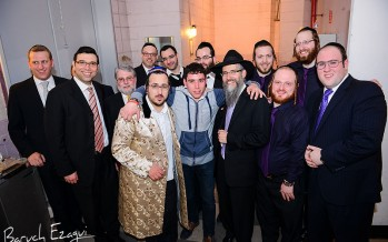 Lipa, Fried, Pruz, NYBC, Nachas & More At The Pre-Purim Celebration