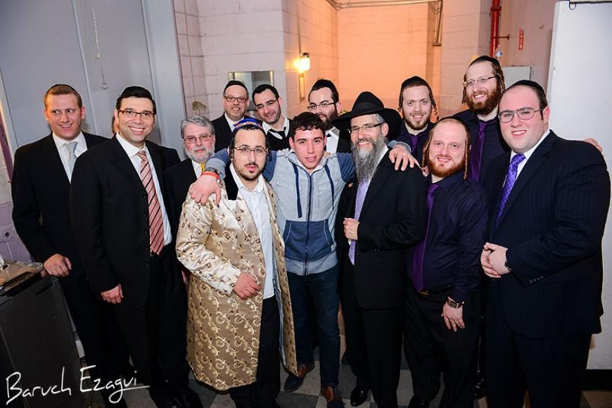 Lipa, Fried, Pruz, NYBC, Nachas & More At The Pre-Purim Celebration