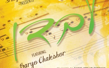 Sruly Weinberger Presents: IVDU Featuring Baryo Chakshor