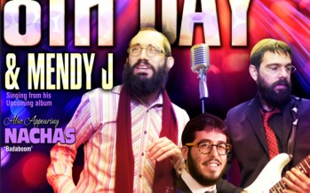 8th Day, Mendy J and Nachas! This Pesach in Brooklyn