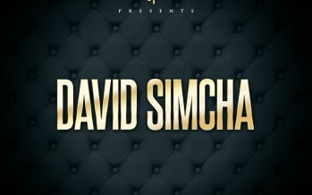 Presenting The Newest Wedding Hit! David Simcha Releases The First Single Off His Debut Album