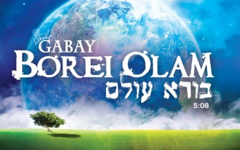 Dovid Gabay Releases All New Single