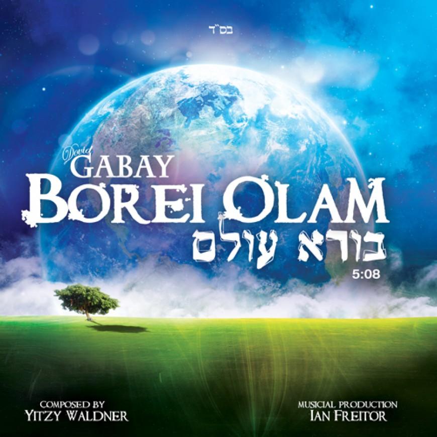 Dovid Gabay Releases All New Single