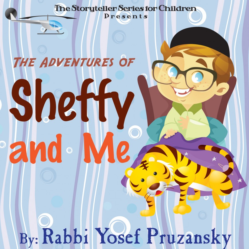 The Adventures of Sheffy and Me