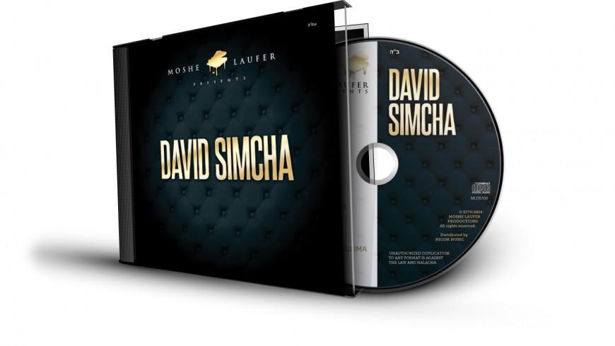 Moshe Laufer Presents: David Simcha [Audio Sampler]