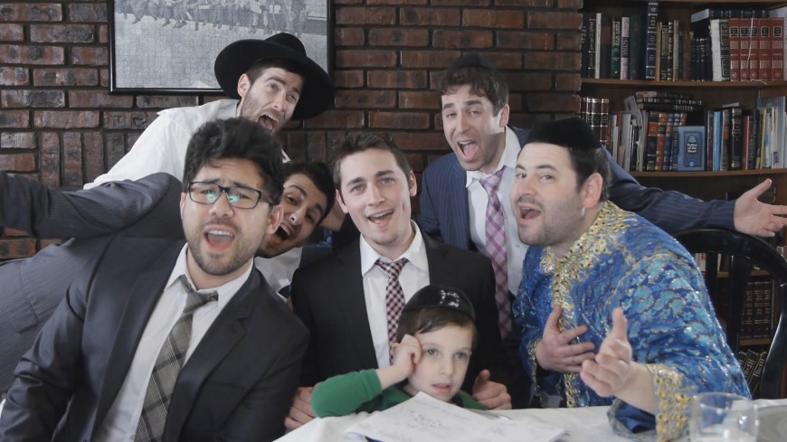 A.K.A. Pella Presents: 2014- A Pesach Medley [OFFICIAL MUSIC VIDEO]