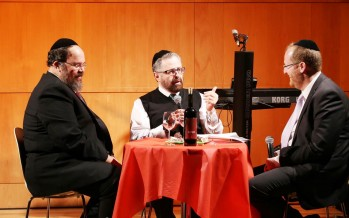 "Album Launch: Roth & Green ""Emes V'yatziv"" [Video]"