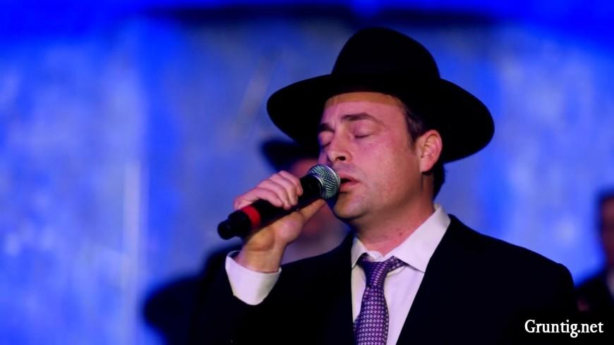 "Moshe Mendlowitz & Shira Choir ""Veristeich"" Rechnitz Wedding"