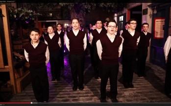 "The Yeshiva Boys Choir – ""YI-HA-LI-LU"" OFFICIAL MUSIC VIDEO"