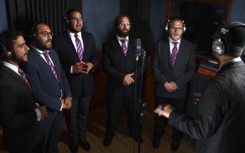 Maytarim Choir: Mi Sheberach LaChayali Zahal Acapella