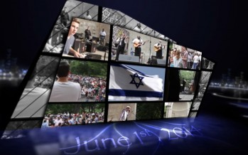 Israel Day Concert 2014 – Promo