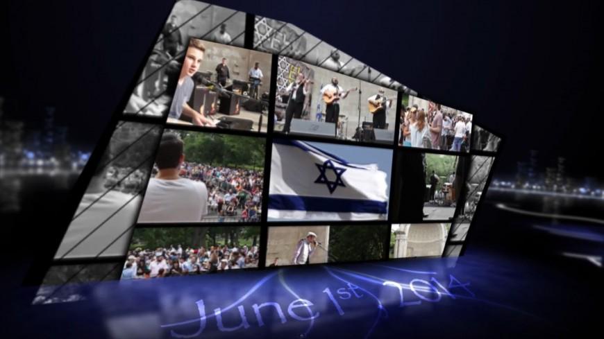 Israel Day Concert 2014 – Promo