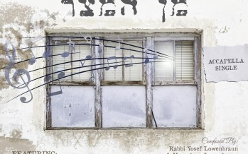 """Sruly Weinberger Presents: An Acapella Single """"Min Hameitzar"""" feat. Menachem Moskowitz"""