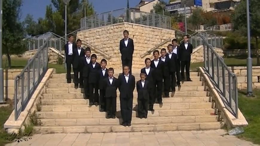 New Official Video from Nachman Seltzer's Shira Chadasha Boys Choir