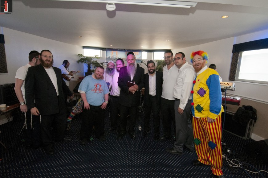 Misameach Cruise With MBD & More For Hundreds of Sick Children
