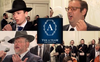 The A Team Orchestra Featuring The Schwebels and Meshorerim Choir
