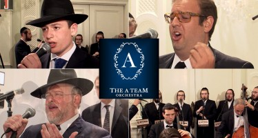 The Shwebels Singing Im Eshkocheich With The A Team & Meshorerim Choir