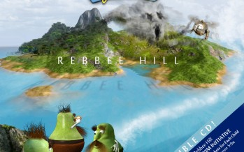 Rebbee Hill Returns With An New Adventure: Berel's Eyeland