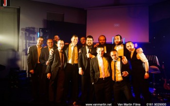 Benny Friedman in Manchester [Photo Gallery]
