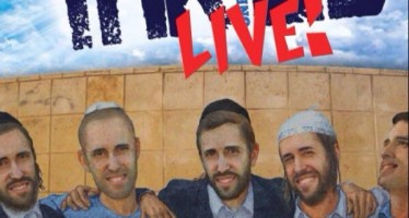 CHAZAQ proudly presents ARI GOLDWAG: AM ECHAD LIVE!
