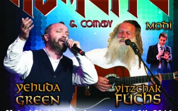Gershy Moskowitz Presents: ALL STAR KUMZITS & COMEDY With GREEN, FUCHS & MODI