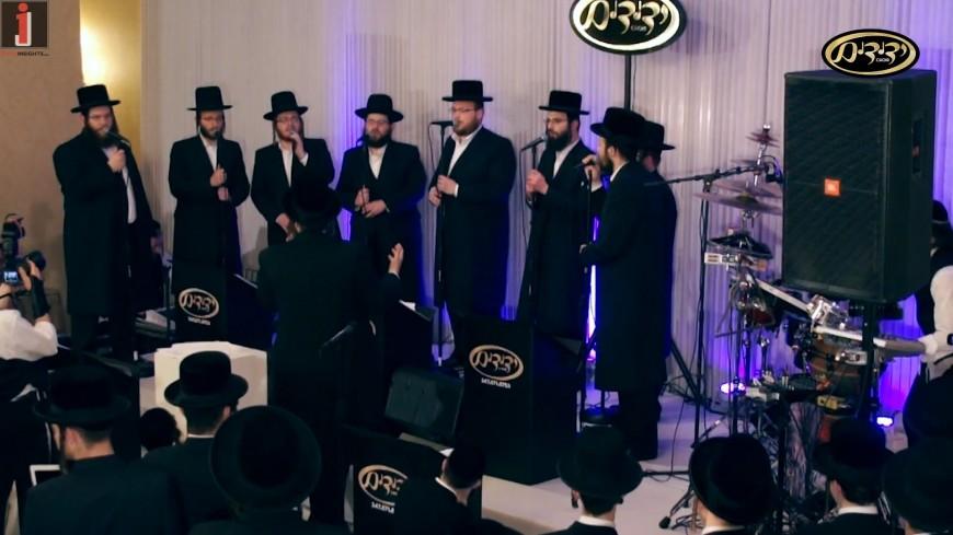 Dudy Kalish, Leiby Weider &Yedidim Choir Perform 2 New Songs