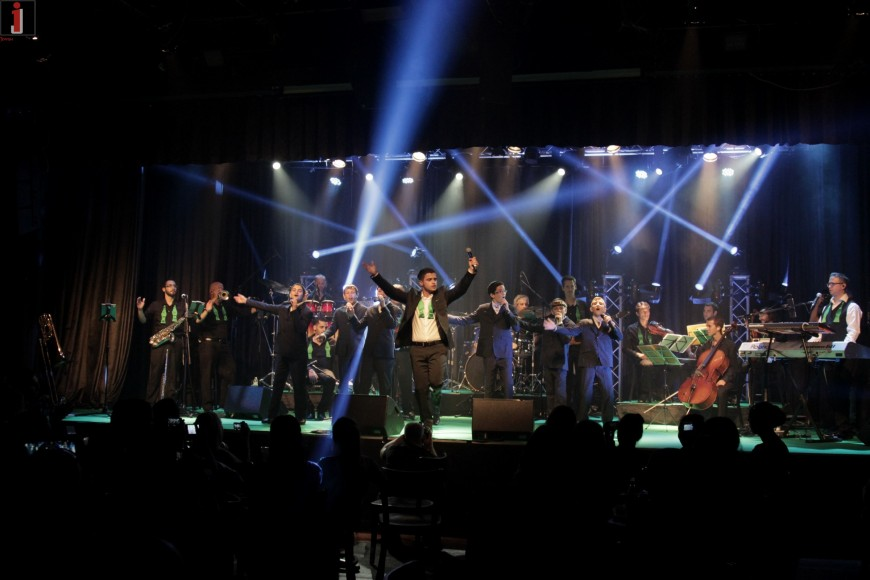 "Itzik Dadya Launches His Third Album ""Mechavein El Ha'Or"""