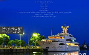 A Night of Entertainment on the Hudson With: Shloim Daskal, Beri Weber, Shragee Gestetner & Chezky Levi