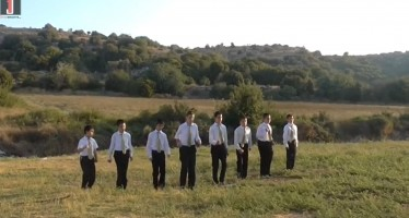 The Shira Chadasha Boys Choir – Gam Ki Eilech