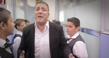 "Yaniv Ben Moshiach With A New Single & Video For The Oeginization ""Vaad Ha'Olami"""