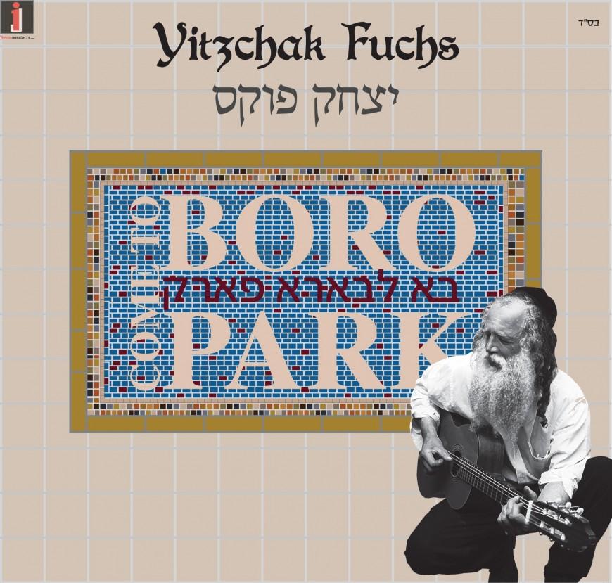 """Yitzchak Fuchs Invites Everyone to """"Come To Boro Park"""" In His New Single"""