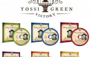 [EXCLUSIVE] Yossi Green Vistory: Shabbos with Zeidy Berish – Kel Odoin