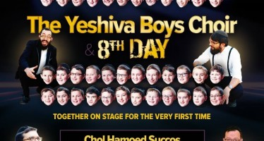 YBC LIVE! SUCCOS '14 – The YESHIVA BOYS CHOIR & 8TH DAY